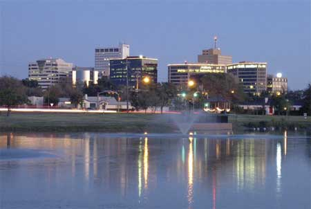 Midland TX Skyline - LMB Real Estate Company